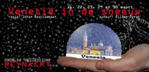 Venetië in de sneeuw