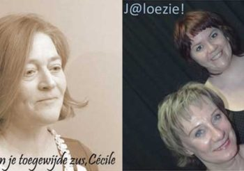 Van je toegewijde zus,  Cécile / J@loezie!